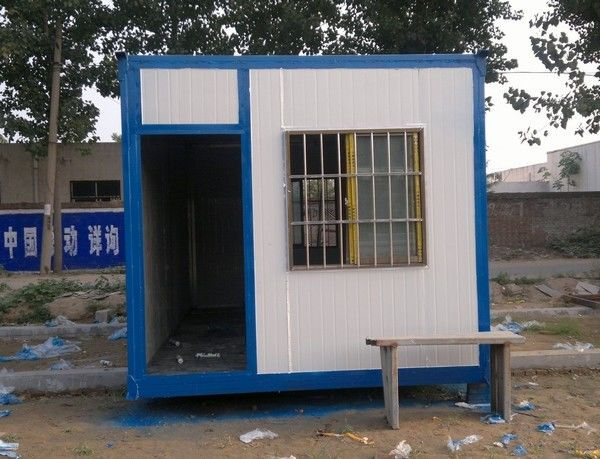 Fast to manufacture and assemble Modular House Steel Modular House is a metal structure fabricated with steel