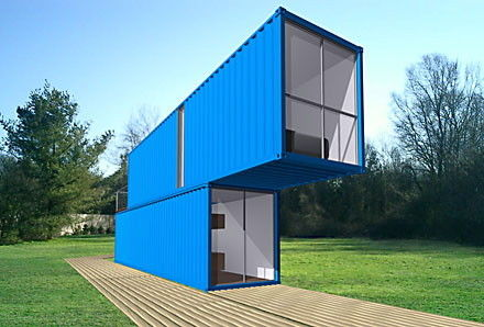 Modular House , Fast to manufacture and assemble Steel Modular House